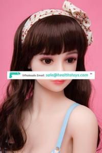 Fantasy factory product 125cm new design silicone real sex doll mini male masturbation device