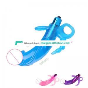 Female Masturbation Artificial Penis Dildo Vibrator Sex Toy