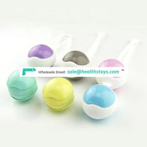 Female Silicone Waterproof Active Kegel Exercise Balls Vagina Massage Ball