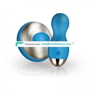 High quality China factory produce smart lovely egg vibrator for women,Girls anal egg vibrator