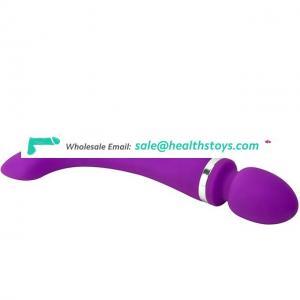 Hot Sell Waterproof Sex AV Vibrators Wand Women Toys Silicone Massager