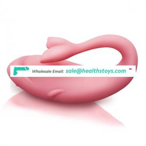 Hot USB whale Vibrator Sex Toy Jump Eggs