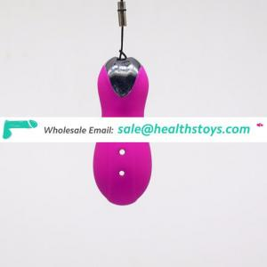 Hot selling electric vibrating egg for female sex toy women