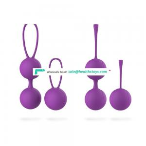 Kegel Ball Postpartum Recovey Exercise Pelvic Muscles Exercise Female Health Care Tools
