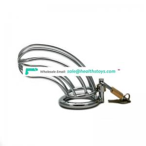 Male chastity lock for men suppress sensual passion