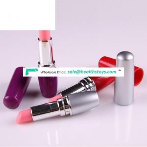 Mini Lipstick Vibrator Sex Toys Free Samples Vibrator for Vagina