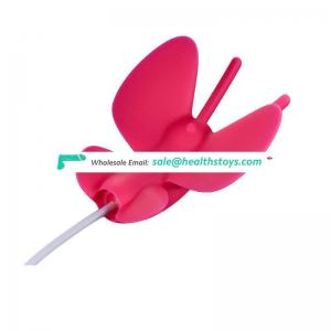 Most Popular butterfuly mini clitoris vibrator massage sex toys virgin vibrator