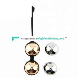 New arrival toys sex adult pelvic floor muscle kegel exercise device smart ball kegel exercise weights