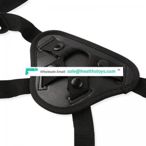 Passionate harness strap on dildo silicone penis with belt strapon dildo for women