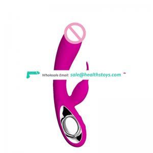 Rabbit Vibrator 20 Vibration Patterns Massage penis Vibration-Multi-Function Massage Tool for woman