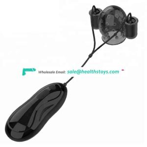 Rechargeable Vibrator for Penis Head Powerful 12 Speeds Penis Sleeve Vibrator