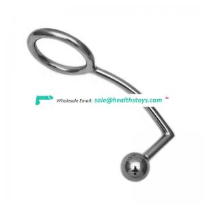 Right angle toy sex adult cock ring anal hook for masturbation