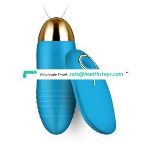 Safiman Attractive vagina sex toys wireless remote vibrator eggs women vibrating massage eggs