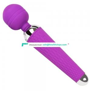 Safiman Body-safe silicone Powerful Bullet Rechargeable Vibrator For Women Sex Toys