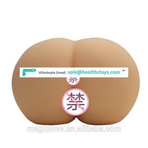 Sex Big Hip Girl Male masturbation device torso sex doll realistic Vagina Ass Buttock Sex Adult Toy Reverse mold free sample