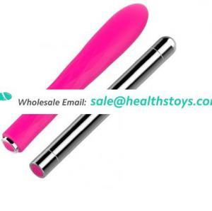Sex Products Rose Waterproof 17cm 10 Modes Vibrating Bullet Janpan AV Vibrator