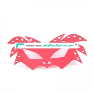 Sex Shop Adult Sex Mask Female Leather Adult Game Personalized For Party Blindfold
