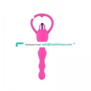 Sex Toys in Dubai Waterproof Cheap Vibrating Homemade Anal Plug