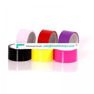 Sex products 15m multi color options bdsm restraint fetish bondage tape