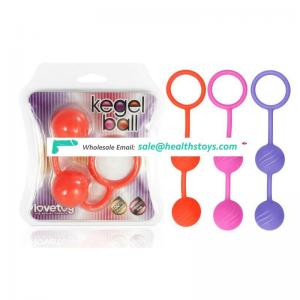 Taiwan Online Shopping Kegel Excercise Silicone Chinese Balls Sex Toy