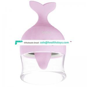 Tongue Licking Vibrator Nipple Sucker Vaginal Vibrator Clitoral Stimulator Body Massage Sex Shop Adults Sex Toys For Women