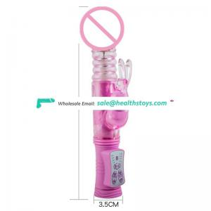 USB Rechargeable Clitoral Vibrator for Clitoral Stimulation TPE material waterproof