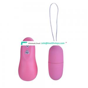 Waterproof Noctilucous Vibrator 68 Speeds Wireless Remote Control Love Egg Vibrator Remote Bullet Vibrator
