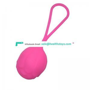 Wholesale Silicone Kegel Balls Exercises Koro Vagina Massage Tighten For Women