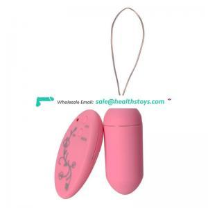 Wireless Magic Bullet Egg Vibrator Wand Massager Sex Toy for Women