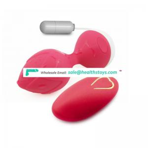 Wireless Remote Control Vibrator Jumping Egg-sex Massager