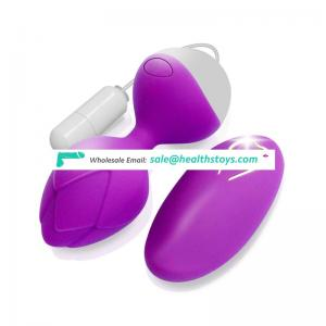 Wireless Remote Control Vibrator Jumping Egg-sex Massager
