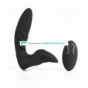 Wireless Remote USB Rechargeable Prostate Massager Anal Plug Vibrators For Men,G Spot Butt Plug Vibrator Gay Erotic Sex Toys