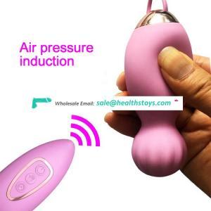 Wireless Vibrating Eggs Massage Vibrator Adult Sex Toys Vaginal Jump Eggs For Woman
