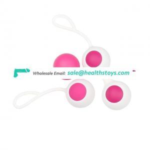 Woman Sex Toys vaginal tightening Shrinking ball sex toy vibrator