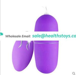 cheap vagina sex toys Shenzhen direct manufacturer 10 speed wireless vibrator eggs