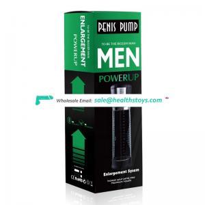 easy use reusable dildo enlarger electric usb air vacuum penis enlargement pump for men, adult sex toys