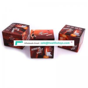 romantic candles Factory Wholesale Sex toys Low temperature candles and massage candle
