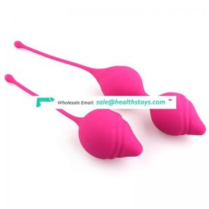 silicone kegel balls for woman, adult sex toys kegel exercise balls, love ball vagina tighten exerciser