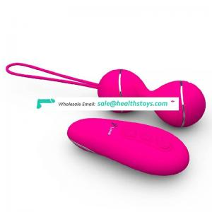 small sex toys vibrate wireless remote  jump eggs for woman