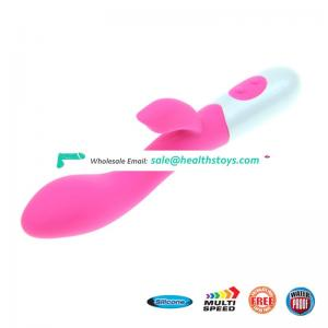 soft silicone material high quality silent waterproof women vibrator for orgasm