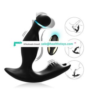 wireless control men stimulation prostate massager
